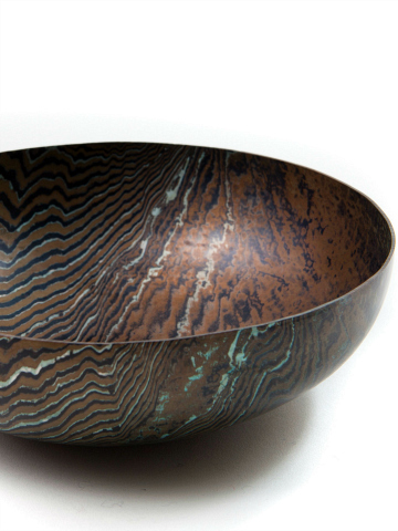 Mokume Gane at COLLECT 2015